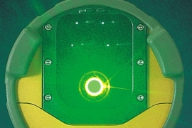 Riool - Lijnlaser met groene straal TP-L5BG