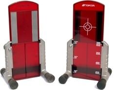 Target voor TP-L3A en TP-L4A LANG model (zonder houder)
