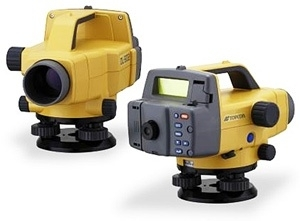 Digitaal waterpasinstrument DL-502