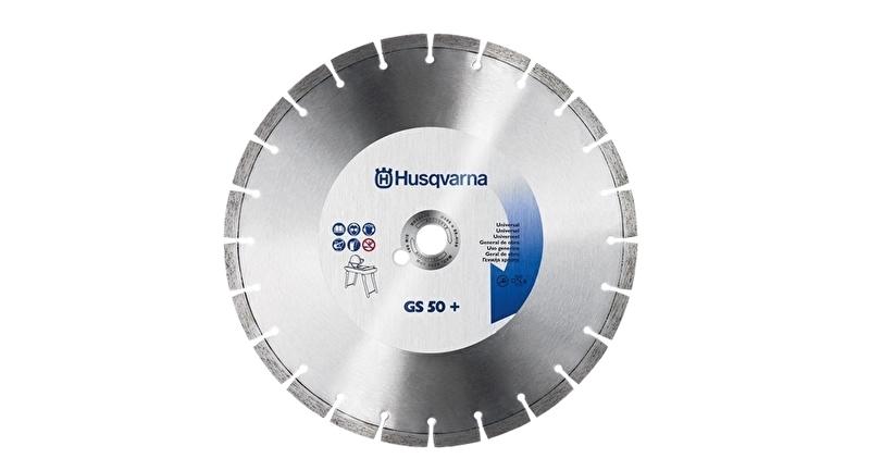 Husqvarna GS50S+ Super Silent™ Ø350mm