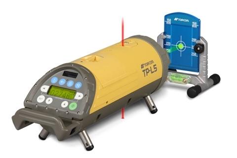 Riool - Lijnlaser met groene straal TP-L5G