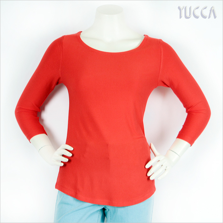 SLIPPELY JOLIE Tshirt Pop red