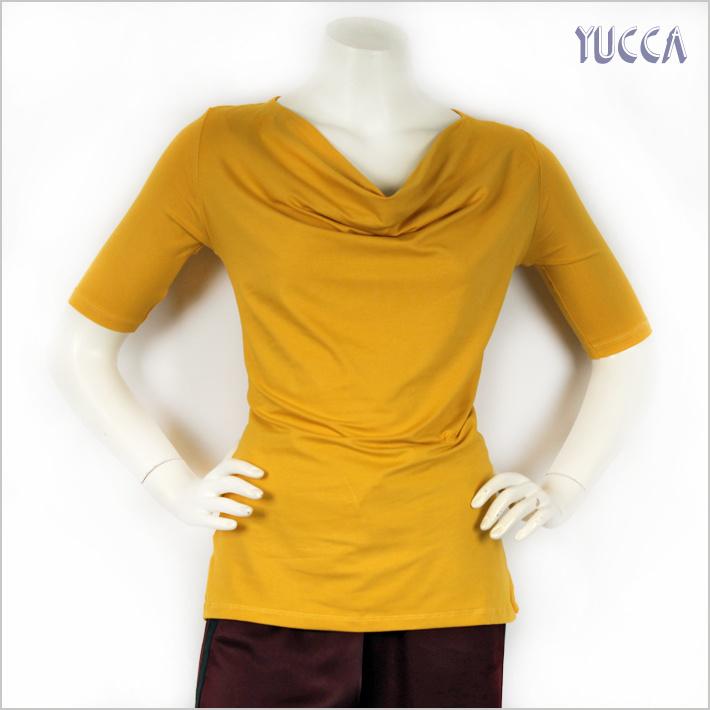 SLIPPELY Tshirt  Gold Yellow