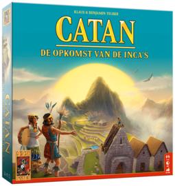 Catan Opkomst Van De Inca,s