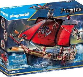 70411 Playmobil Piratenschip