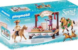 70396 Playmobil Spirit Kerstconcert