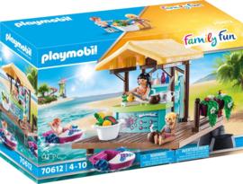 70612 Playmobil Waterfiets Verhuur