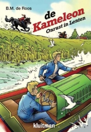 Kameleon-Onrust In Lenten