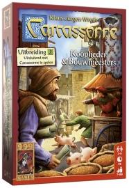 Carcassonne Kooplieden&Bouwmeesters