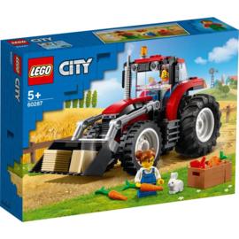 60287 Lego City Tractor