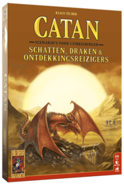 Catan Schatten,Draken&Ontdekkingsreizigers