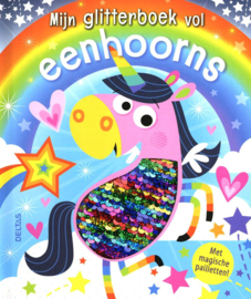 Mijn Glitterboek Vol Eenhoorns