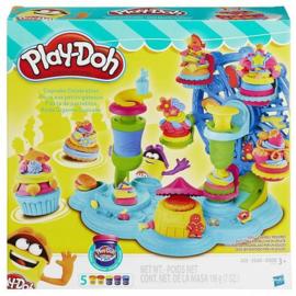 Playdoh Cupcake Celebration