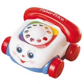 Fisher Price Trekfiguur Telefoon