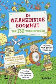De Waanzinnige Boomhut 130 Verdiepingen
