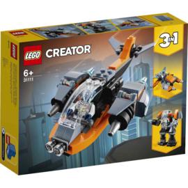 31111 Lego Creator Cyberdrone