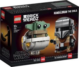 75317 Star Wars Mandalorian&Baby Yoda