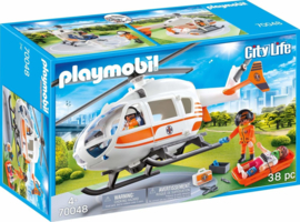 70048 Playmobil Helicopter