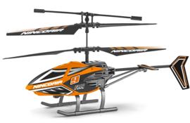 Ninco Air Alu-Mini Helicopter Oranje