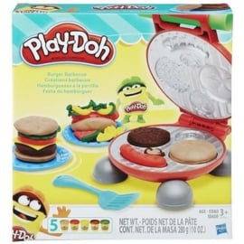 Playdoh Burger Barbeque