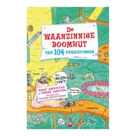 De Waanzinnige Boomhut 104 Verdiepingen