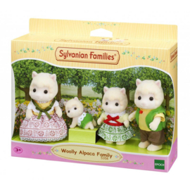 5358 Familie Wooly Alcapa