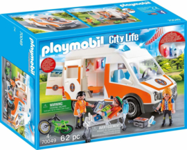 70049 Playmobil Ambulance