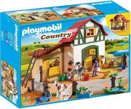 6927 Playmobil Ponypark