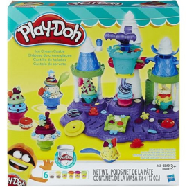 Playdoh IJskasteel