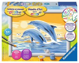 Springende Dolfijnen