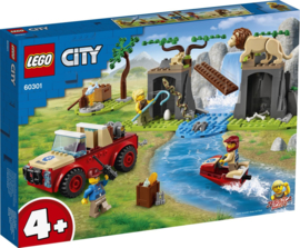 60301 Lego City Wildlife Off Roader