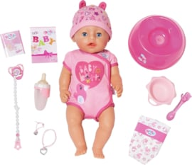 Baby Born Interactief Soft Touch