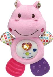 Vtech Bijtring Nijlpaard Roze