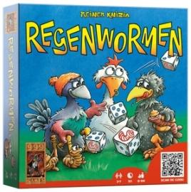Dobbelspel Regenwormen