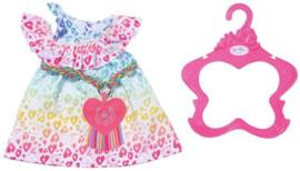 Baby Born Rainbow Dress