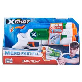 Waterpistool X-Shot Fast Fill Micro