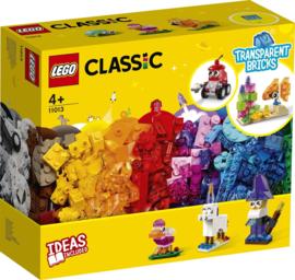 11013 Lego Classic Transparante Stenen