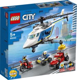 60243 Lego City Politiehelikopter