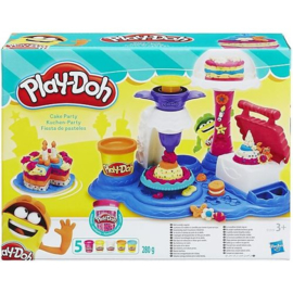 Playdoh Taartfabriek
