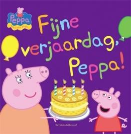 Peppa Big,Fijne Verjaardag