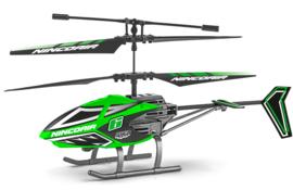Ninco Air Alu-Mini Helicopter Groen