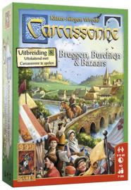 Carcasonne Bruggen,Burchten&Bazaars