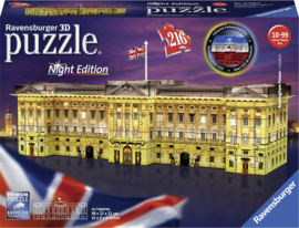 Puzzel 3D Buckingham Palace Night Edition