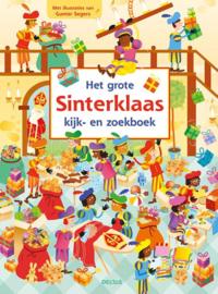 Het Grote Sinterklaas Kijk en Zoekboek