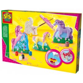 01356 Ses Paarden Gietset 3D