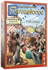 Carcasonne Het Circus