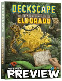 Pocketspel Mysterie van Eldorado