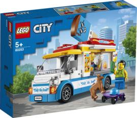 60253 Lego City IJswagen