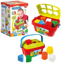 Baby Vormenbox