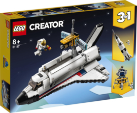 31117 Lego Creator Space Shuttle